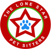 The Lone Star Pet Sitters, Logo